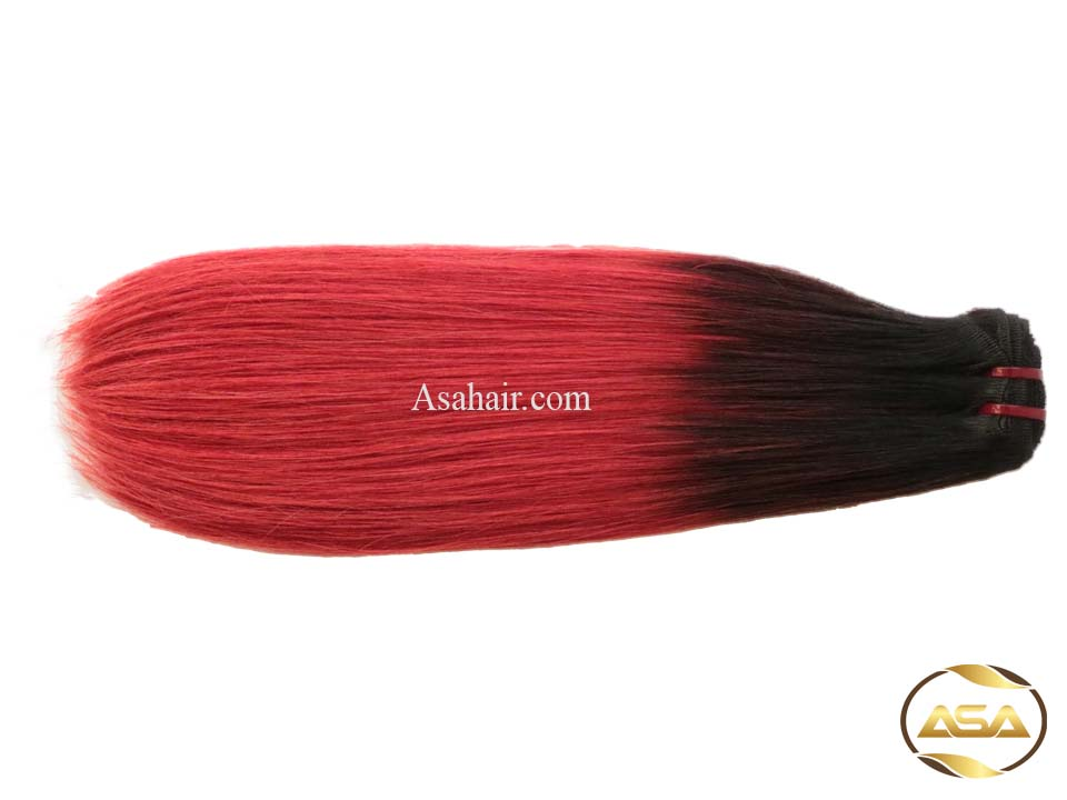 HAIR OMBER COLOR